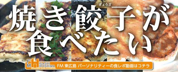 焼き餃子が食べたい!